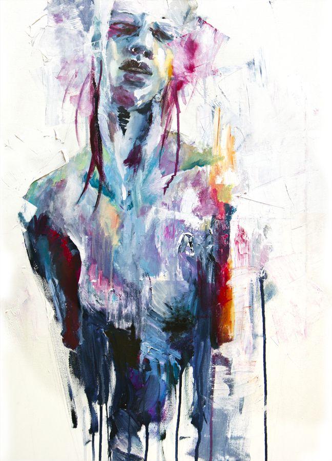 Favorite artist: Agnes Cecile