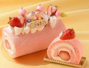 3日間限定!長崎県産のいちご「ゆめのか」を使ったロールケーキがスイーツフォレストに登場