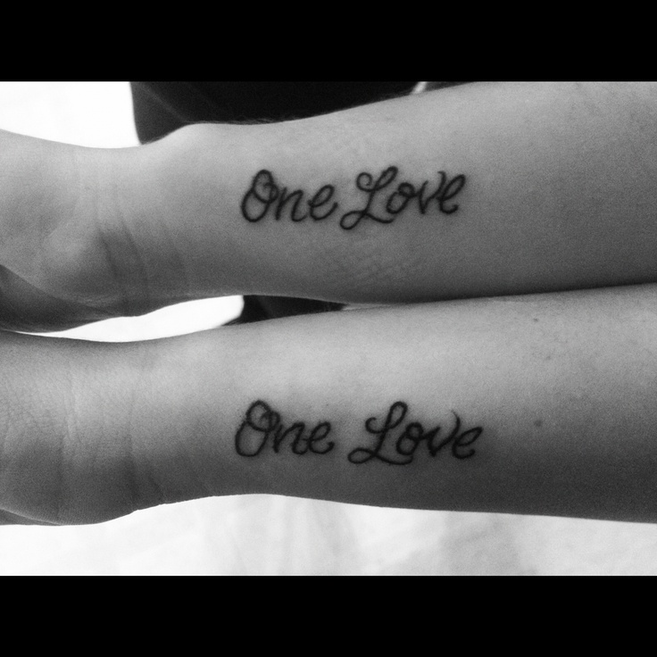 Matching tattoo with my mom for Bf gf matching tattoos