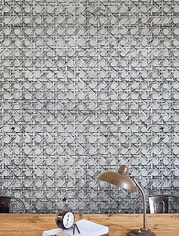 Sit-In Wallpaper by Wall & Decò - Via Designresource.co