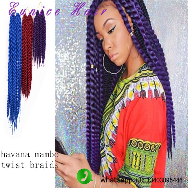 263 best havana mambo twist braids images on Pinterest | Trenzas ...