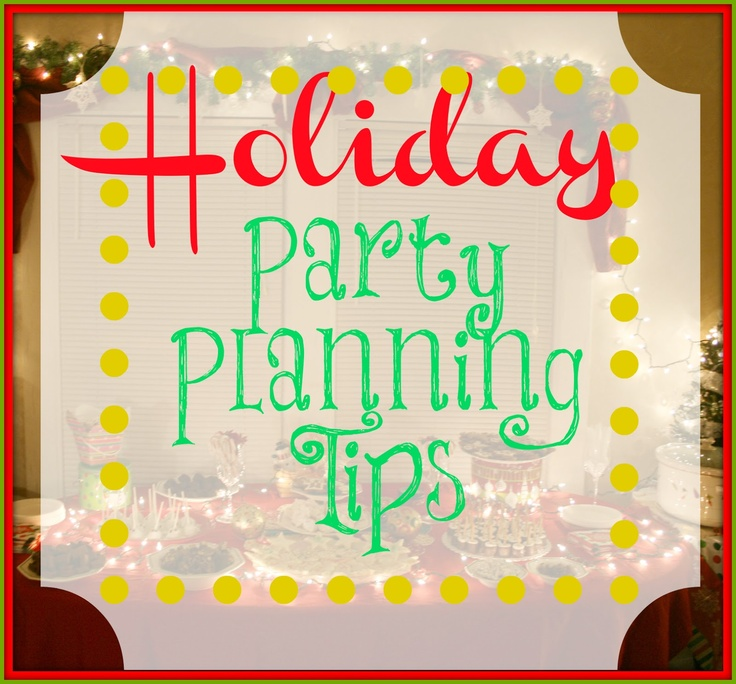 Planning Christmas Party: 33 Best Holiday Recipes & Party Ideas Images On Pinterest