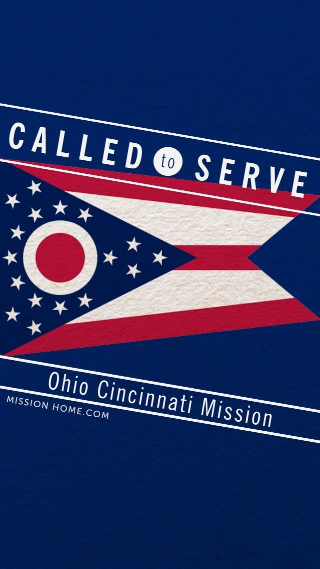 state of ohio flag picture
