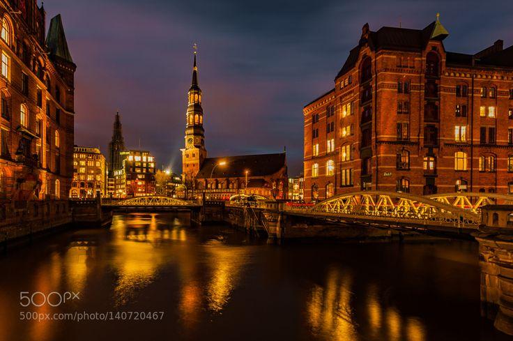 St. Katharinen - Hamburg by Sundblick