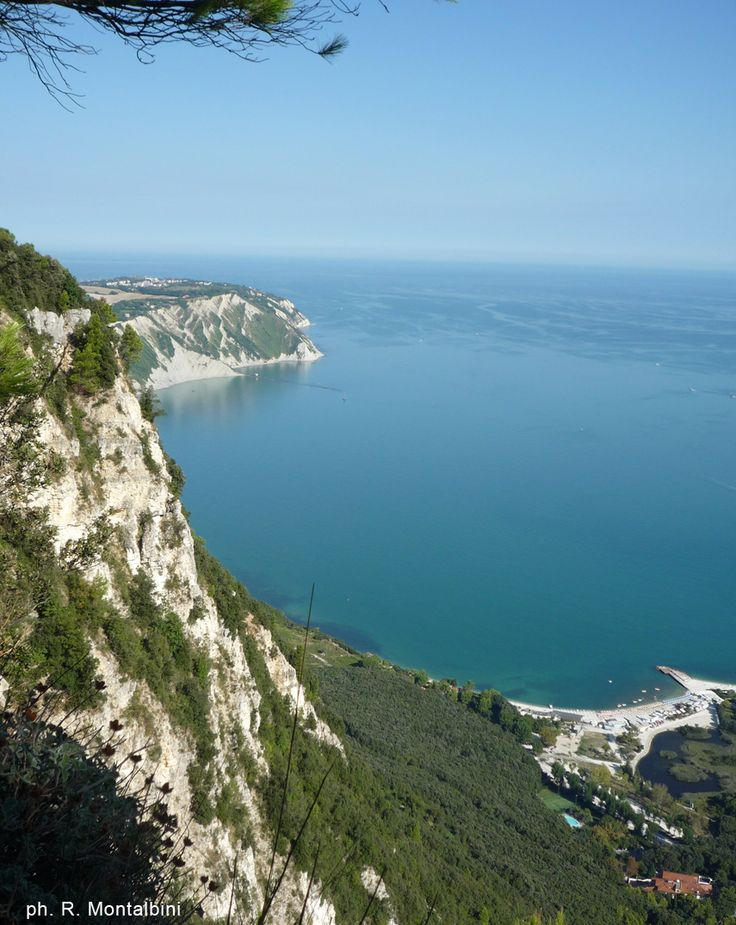 Portonovo (AN), view from Monte Conero - ph Montalbini R.