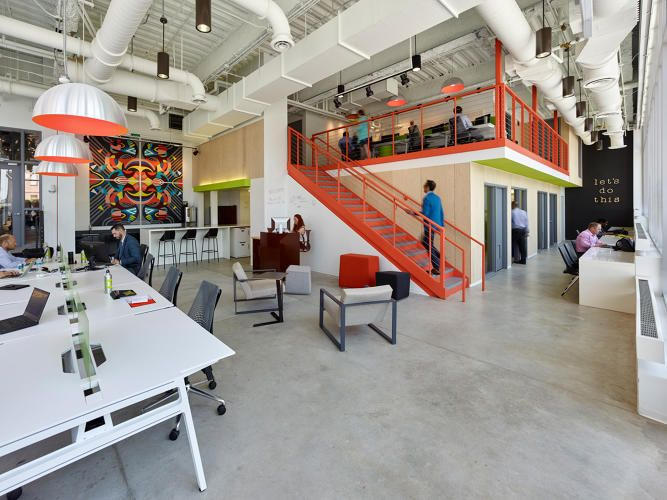 4 Ways Your Office Is Crushing Your Creativity. Warehouse DesignWarehouse  ...