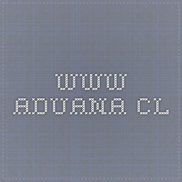 www.aduana.cl