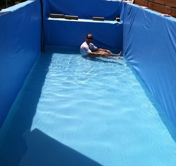 Best 25 Homemade Swimming Pools Ideas On Pinterest Diy