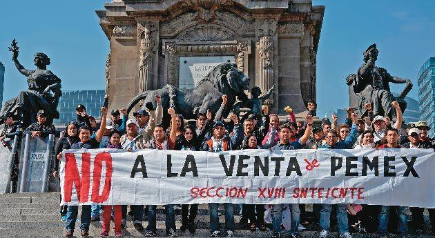 Apertura de Peña Nieto a la inversión privada del sector petrolero, Mundo - Edición Impresa Semana.com