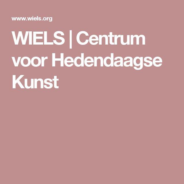 WIELS | Centrum voor Hedendaagse Kunst