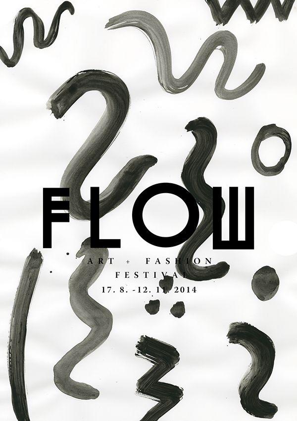 Flow Festival on Behance