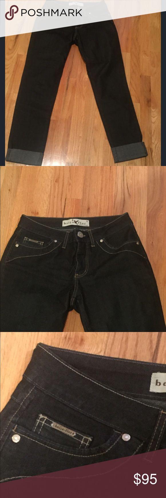 BEIJA FLOR jeans - lightly worn jeans BEIJA FLOR - lightly worn jeans - EXCELLENT COMDITION / style:  Jennifer skinny Beija Flor Jeans