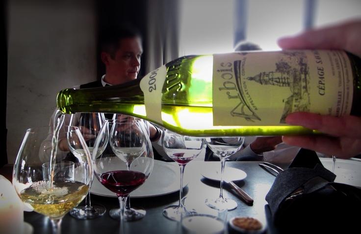 En av alla förträffliga viner. Arbois 2006