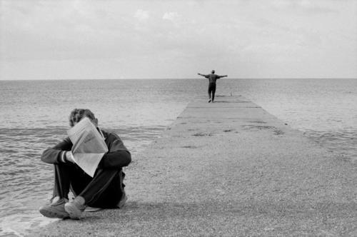 by Josef Koudelka.... urocze