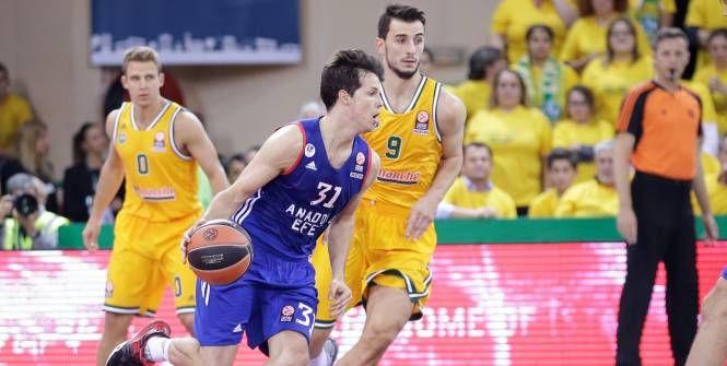 Basket - Euroligue (H) - Thomas Heurtel (Efes Istanbul) : « Je n'avais rien à prouver »