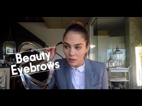 Tutoriel beauté: La routine sourcils de Maripier Morin | Clin d'oeil