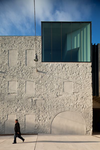 Museo Can Framis - Francisco Nogueira   Architectural Photography