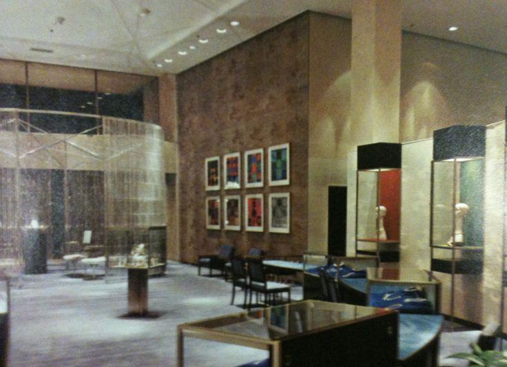 Neiman Marcus - Houston, Houston Galleria - 1970.   by Bibliop