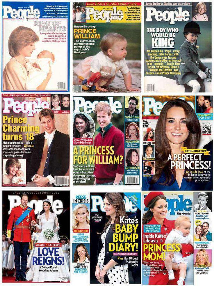 Obsession royale 2 : le Prince William, Kate et bébé George