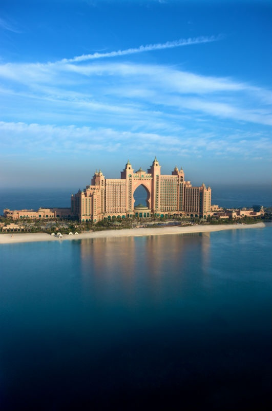 Atlantis The Palm - Dubai  (Another dream vacation - M.T.)