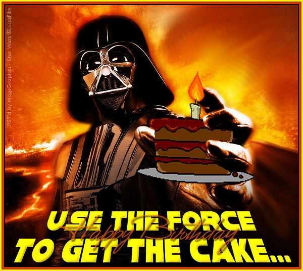 61 best images about Birthday Wishes – Star Wars Birthday Card