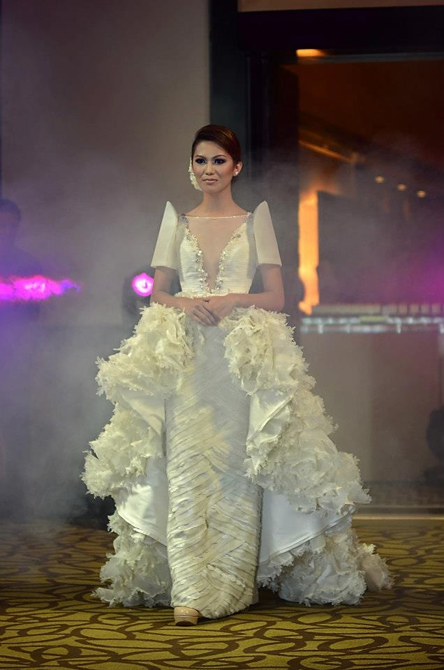 Modern Filipino Wedding Dresses : Best images about terno on traditional