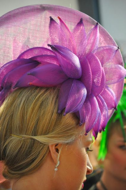 Racing Fashion, Fashions on the Field Milliner Award, Oaks Day