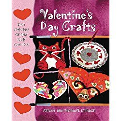 Valentine's Day Crafts (Fun Holiday Crafts Kids Can Do!)
