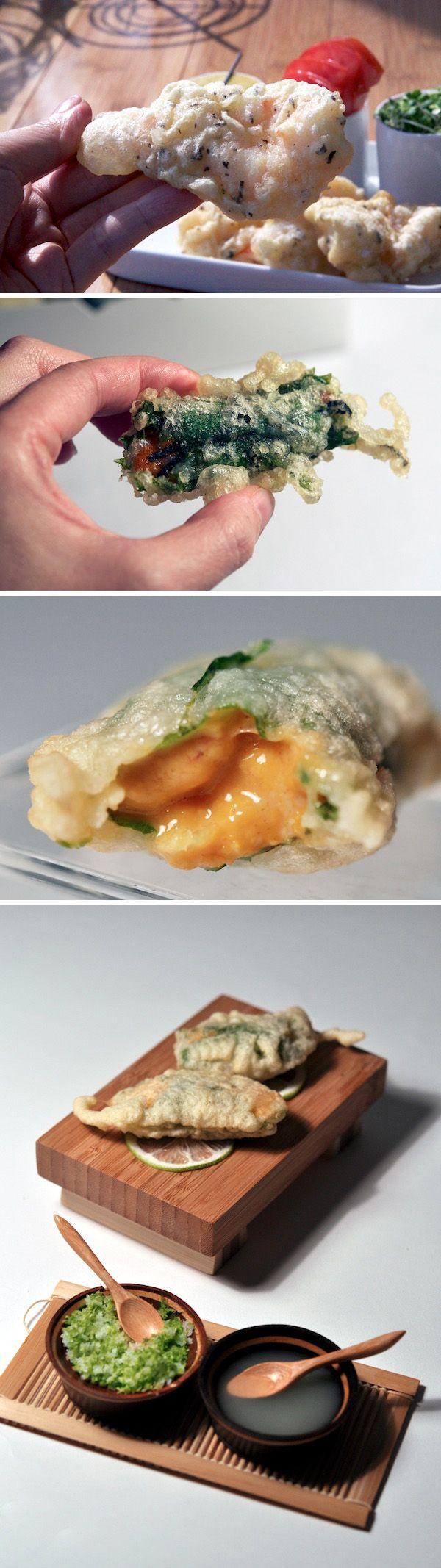 le regole per il fritto leggero