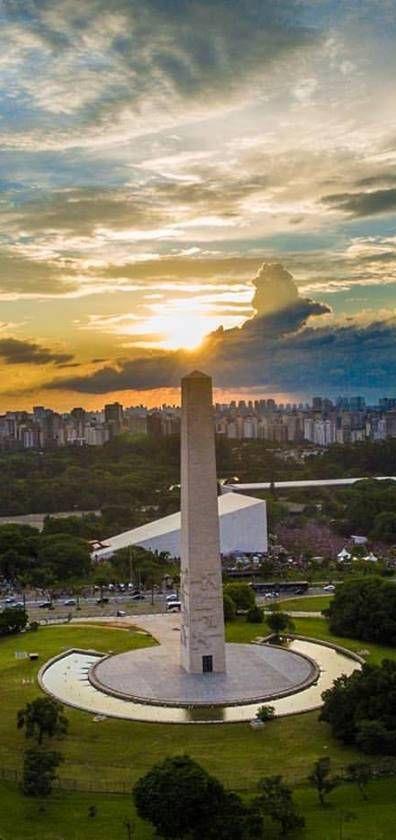 Ibirapuera Park, Sao Paulo - Brazil