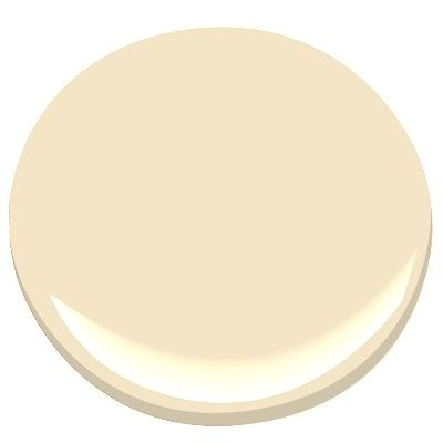 Benjamin Moore Rich Cream, an indispensable neutral, rich shade