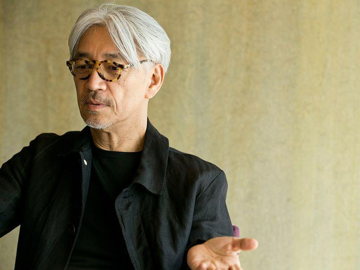 坂本龍一インタビュー前篇 「おかえりなさい、教授!」 - エンタメステーション | entertainment station
