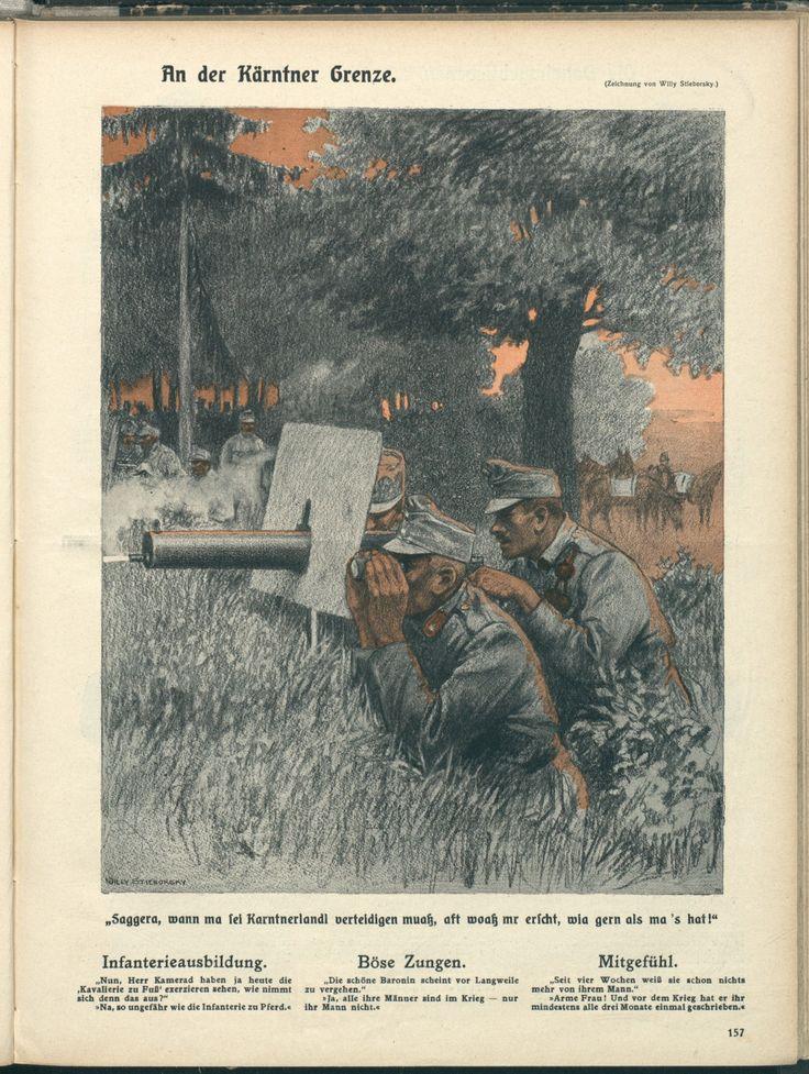 ÖNB/ANNO AustriaN Newspaper Online 1915 aug (с ...