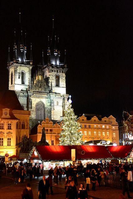 Christmas Markets Prague, Hlavni mesto Praha, CZ