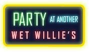 Who couldn't use a Wet Willie's every now and again? South Beach or Hollywood, you decide. Now for those frozen daiquiris...