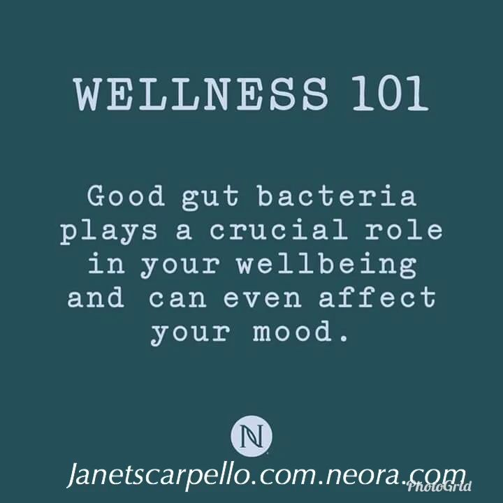 70% of your serotonin is made in your gut which can affect ...