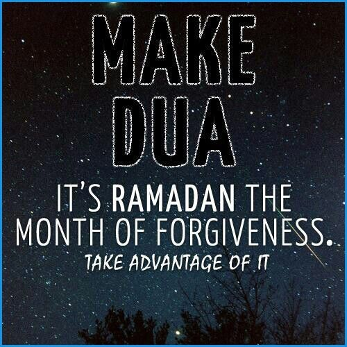 Dua ( ask #allah what you want )