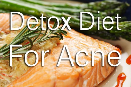 Acne diet - avoid processed carbs and dairy, eat fish and more veggies. May take 3 weeks to notice. Include 400mg calcium, 400 mg magnesium, 1000 in vit D. http://www.dailyperricone.com/2009/08/28-day-acne-program/