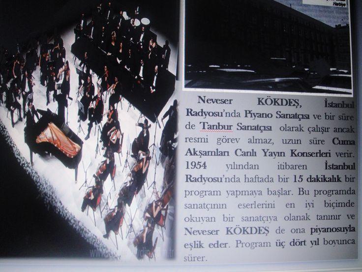 İstanbul Radyosu Piyano ve Tanbur Sanatçısı