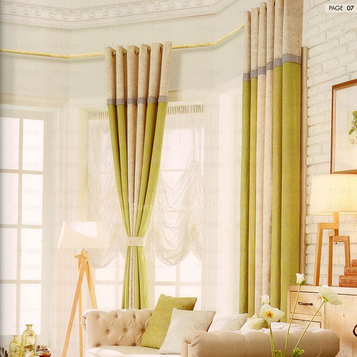 25 best ideas about modern curtains on pinterest modern - Modern fabrics for curtains ...