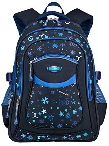 77594471a35f New COOFIT School Backpack for Girls Boys Back to School Supplies for  Middle School Cute Bookbag