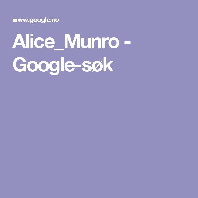 Alice_Munro - Google-søk