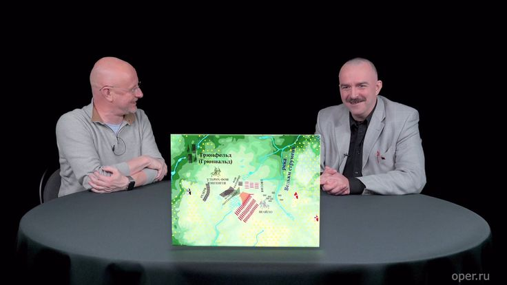 Разведопрос: Клим Жуков про Грюнвальдскую битву