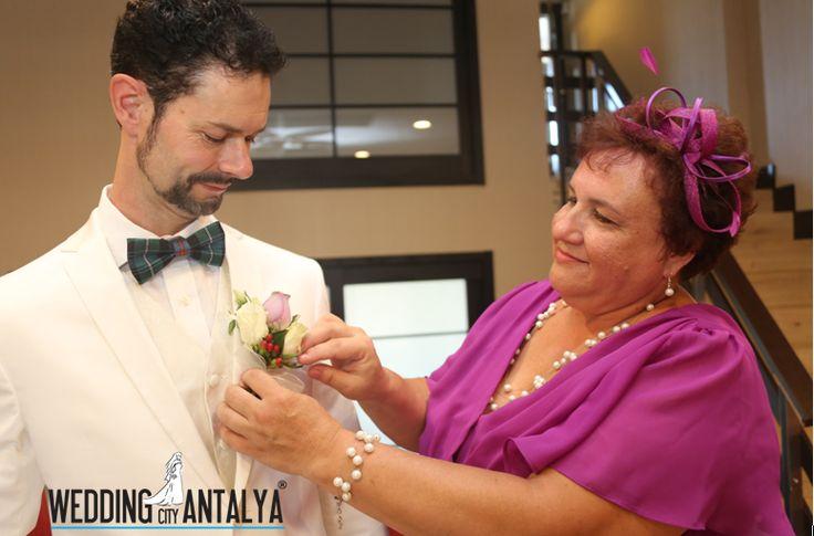 Scottish Wedding in Turkey