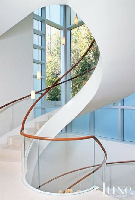 Best 97 Best Glass Railing Images On Pinterest Stairs Glass 400 x 300