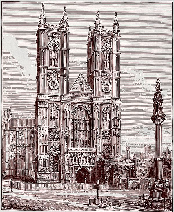 Westminster on Behance