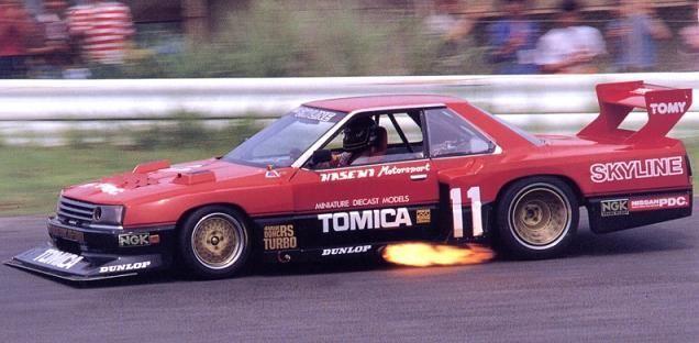 tlawのトヨタ ヴォクシーに関するフォトギャラリー「【保管画像】GT-RグループAベース車 +R31・R30」です。自動車情報は日本最大級の自動車SNS「みんカラ」へ!