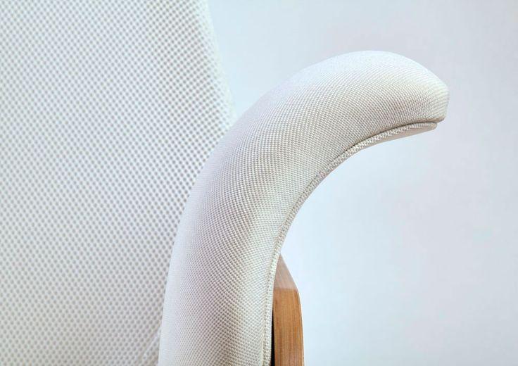 Borstvoerding schommelstoel NANA