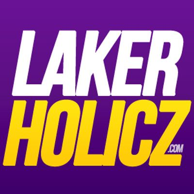 Lakerholicz.com   #@Lakerholicz follows you    Follow us for the latest Lakers news, rumors, videos and more. Tweets by @RossPickering. Like us on Facebook and win stuff: http://www.facebook.com/officiallakerholicz …   Worldwide     Lakerholicz.com      Joined January 2012