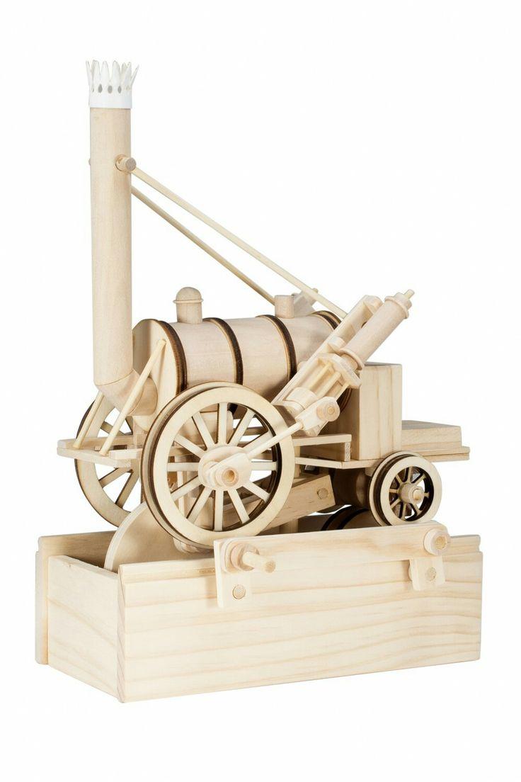 Maqueta de madera (+9)